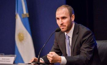 Economía licita cinco bonos en pesos y canjea uno atado a la evolución del dólar   Ministerio de economía