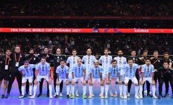 La insólita jugada por la que Argentina perdió ante Portugal | Futsal