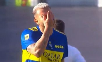 Edwin Cardona se enfureció por salir en el Superclásico   Fútbol argentino