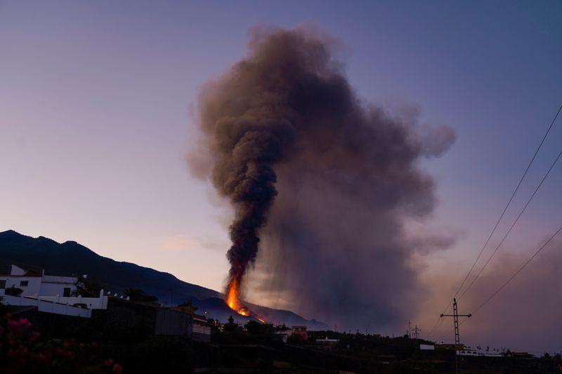 La erupción de La Palma fascina a los aficionados a los volcanes | Volcán