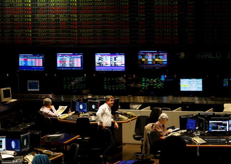 Plaza financiera argentina con sesgo negativo por prudencia inversora   Finanzas