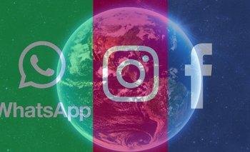 Volvieron WhatsApp, Instagram y Facebook: se terminó la caída | Redes sociales