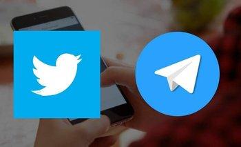 Cayó Telegram y Twitter tiene problemas a nivel global | Tecnología