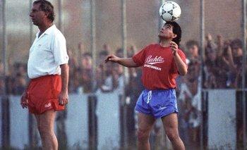 Maradona en el Sevilla:  las historias detrás de su vida con Bilardo | Diego maradona