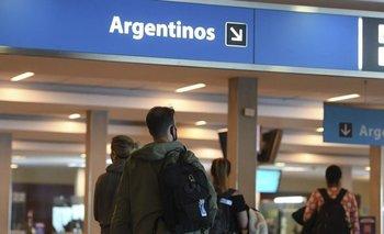 Cuáles son los puntos de ingreso al país habilitados | Coronavirus en argentina
