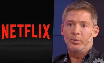 Famoso actor de Netflix, nervioso por actuar con Adrián Suar | Televisión