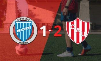 A Unión le alcanzó con un gol para vencer por 2 a 1 a Godoy Cruz | Argentina - liga profesional 2021