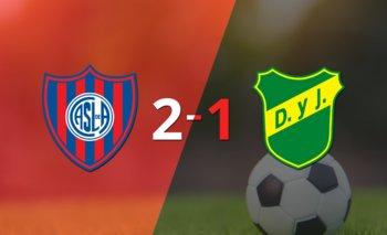 Con la mínima diferencia, San Lorenzo venció a Defensa y Justicia por 2 a 1   Argentina - liga profesional 2021