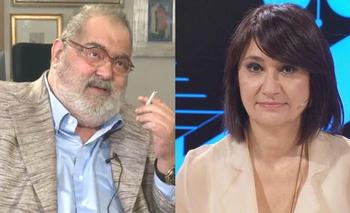Jorge Lanata le declaró la guerra a María Laura Santillán   Televisión