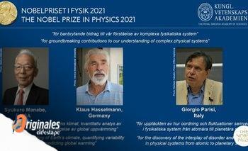 Nobel a los físicos que probaron el cambio climático | Ciencia