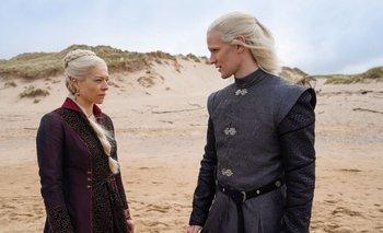 House of the Dragon: Salió el trailer oficial de la precuela de Game of Thrones | Series