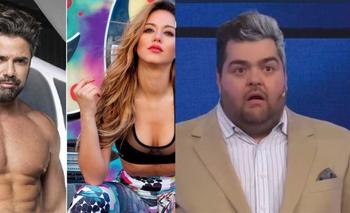 Explotaron los memes por la pareja de Flor Vigna y Luciano Castro | Televisión