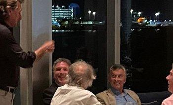 A horas de la indagatoria en Dolores, Macri cenó con Dujovne en Miami | Mauricio macri