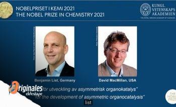 Nobel de Química: premian un método revolucionario para crear moléculas | Ciencia