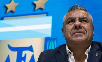 La IGJ salvó al Chiqui Tapia de perder la presidencia de AFA   Afa