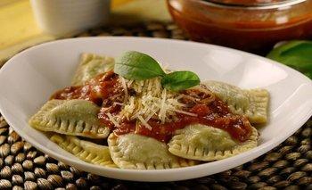 Recetas: Ravioles caseros de verdura   Recetas de cocina