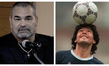 El polémico comentario de Chilavert sobre Diego Maradona   Fútbol