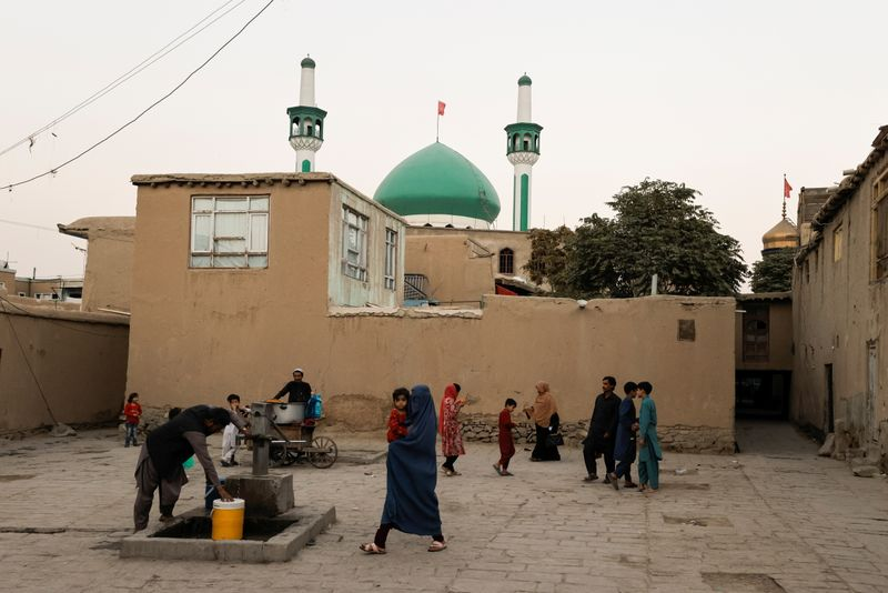 La crisis humanitaria sacude al régimen de Afganistán | Afganistán