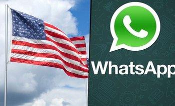 Por qué en Estados Unidos no se usa WhatsApp: revelan el motivo | Celular
