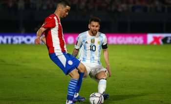 Argentina empató en cero frente a Paraguay por Eliminatorias | Eliminatorias 2022