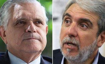 "Aníbal Fernández cruzó a López Murphy: ""¡Menos mal que era republicano!"" | Twitter"