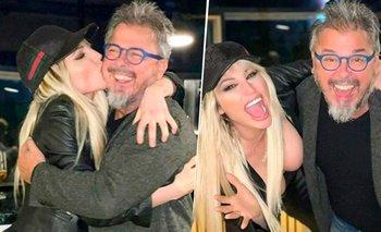 """Vicky Xipolitakis sorprendió a todos con Donato de Santis: """"Te adoro""""   Farándula"""