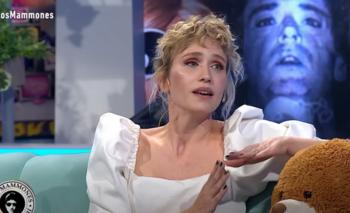 El trauma de Brenda Gandini para dar besos cuando actúa | Televisión