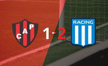 Racing Club ganó por 2-1 en su visita a Patronato   Argentina - liga profesional 2021