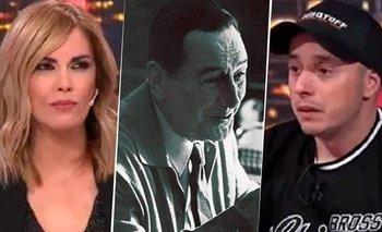 El Dipy confundió a Perón con Menem y pasó un papelón en vivo | Televisión