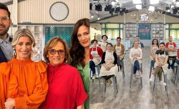 Quién se va hoy de Bake Off por Telefe: revelan el nombre del participante   Televisión
