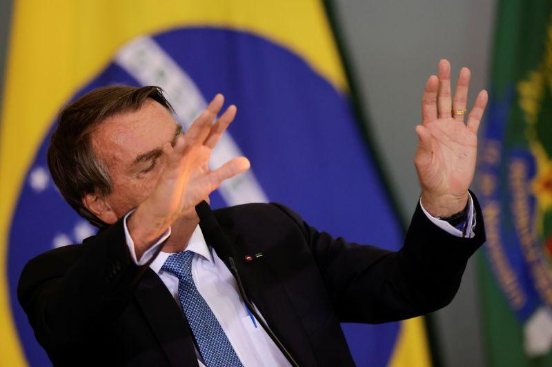 Papelón: Bolsonaro se quedó afuera del estadio de Santos por no estar vacunado | Coronavirus