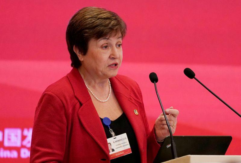 Día D para Georgieva y Argentina: se define su futuro al frente del FMI | Fmi