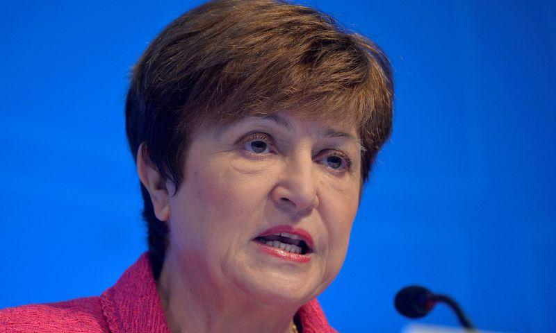 El directorio del FMI respalda a Kristalina Georgieva    Fmi