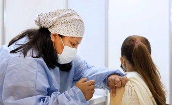 Comienza la aplicación a niños de 3 a 11 años | Vacuna del coronavirus