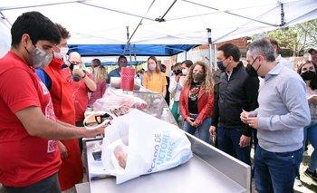 El Mercado de Productores familiares llega a 10 nuevos municipios bonaerenses   Consumo