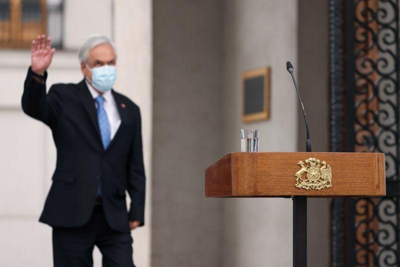 Piñera enfrenta primer juicio político por posible caso de corrupción   Chile