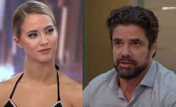 Reveladoras declaraciones sobre la relación de Luciano Castro y Flor Vigna   Televisión