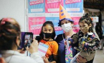 Provincia aspira a tener vacunados a 700 mil niños en los próximos ocho días | Vacuna del coronavirus