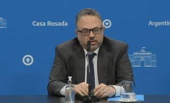 El Gobierno y Aluar cerraron un acuerdo para impulsar la cadena del aluminio | Matías kulfas