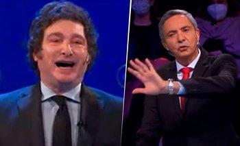 Debate 2021: Edgardo Alfano se pudrió de Javier Milei y lo silenció | Elecciones 2021