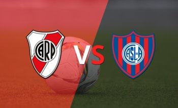 Por la fecha 16 se enfrentarán River Plate y San Lorenzo   Argentina - liga profesional 2021