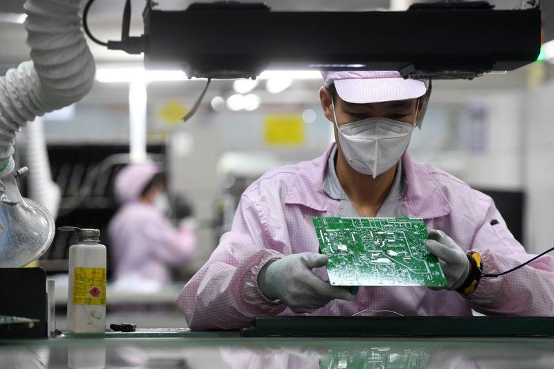 La inflación en las fábricas chinas alcanza un nuevo récord en septiembre   Inflación