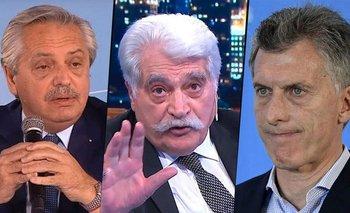 El Turco Asís advirtió que el macrismo y los medios quieren voltear a Alberto | Jorge asís