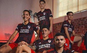 River: cómo es la posible nueva camiseta Puma para el 2022 | River plate