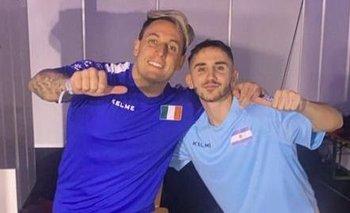 Quién es Elián Barrado, el argentino que representa al país en el Mundial de Globos   Redes sociales