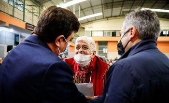 Entregan escrituras de viviendas en Isidro Casanova y Ciudad Evita | Municipios