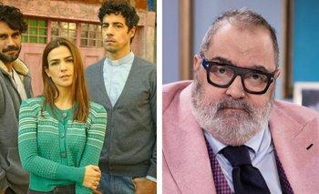 Jorge Lanata fulminó La 1-5/18 y trató a un actor de perro   Farándula