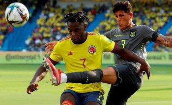 Colombia-Ecuador: polémico penal y un gol anulado en el último minuto | Eliminatorias sudamericanas