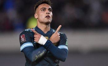 El video del golazo de Lautaro Martínez frente a Perú | Eliminatorias 2022