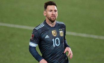 """Messi apuntó contra el árbitro del partido: """"Siempre hace lo mismo""""   Eliminatorias sudamericanas"""